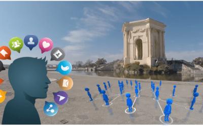 Être community manager à Montpellier : C'est un plus !
